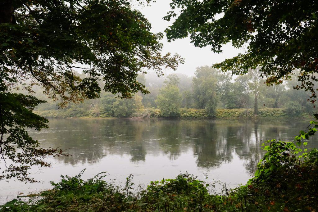 Delaware Water Gap in New Jersey.