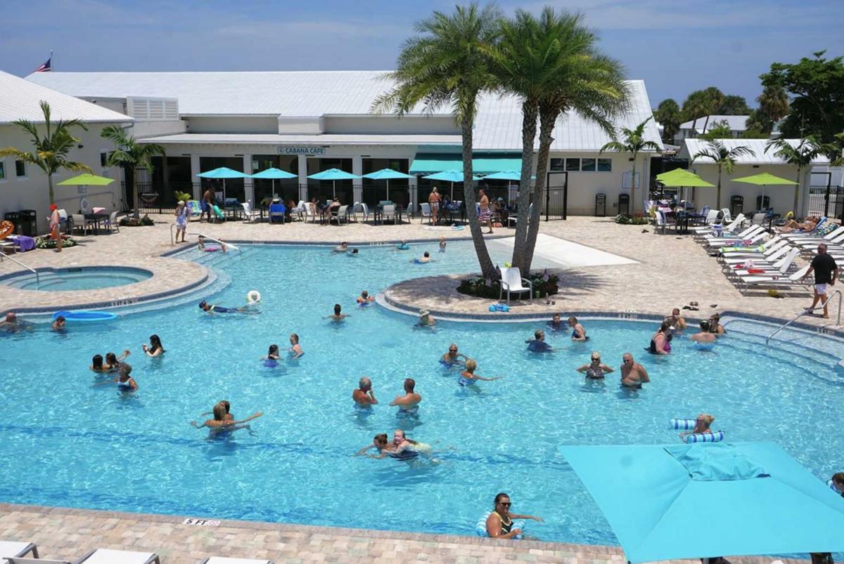 Ocean Breeze RV Resort (55+) in Jensen Beach, Florida