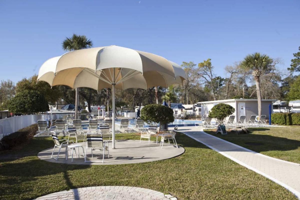 Orange City RV Resort in Orange City, Florida