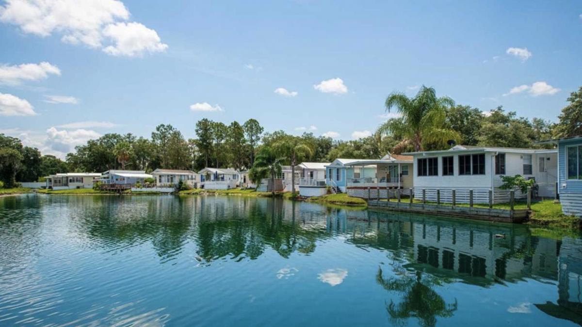 Southern Charm RV Resort (55+) in Zephyrhills, Florida
