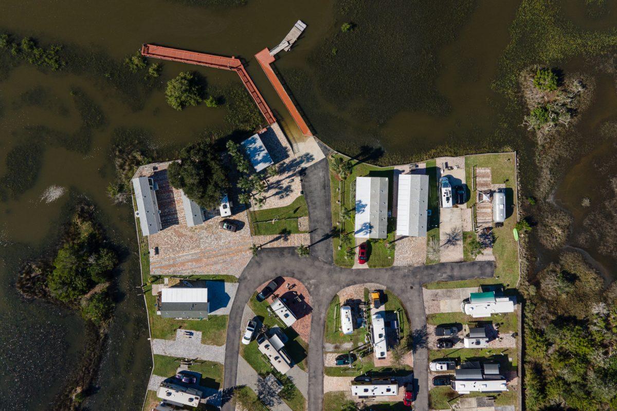 Ocean Grove RV Resort in St. Augustine, Florida